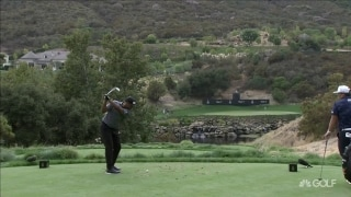 Highlights: Munoz leads Zozo Championship; Thomas, Hatton one back