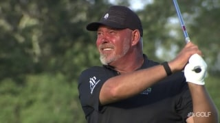 Highlights: Clarke wins TimberTech for first PGA Tour Champions title