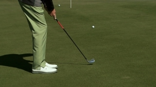 Petrovic's pointer to end putting rut