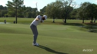 Highlights: DJ (66) within striking distance in Houston