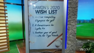 Hack's 2020 wish list: More Tiger in 2020