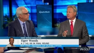 Cook: Tiger's driving game could help his iron play at Royal Melbourne