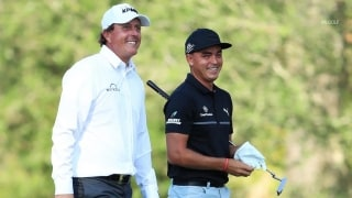 Golf Central Update: Betting favorites for The American Express
