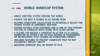 What you need to know about new 'World Handicap System'