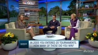How well do Annika, Stenson know their careers?