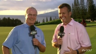 Rolfing: Kapalua veterans need to 'relearn course'