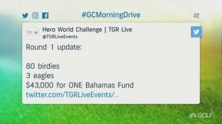 Best thing I saw: Lots of money raised for ONE Bahamas Fund