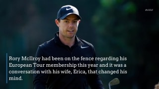 McIlroy keeping European Tour membership