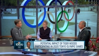 Significance of Tiger playing in Tokyo Olympics?
