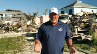 Clarke on a mission to help Dorian victims in The Bahamas