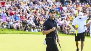 Cantlay breaks inside OWGR top 10 after win at Memorial