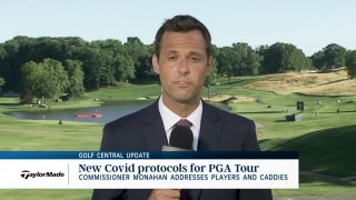 Golf Central Update: PGA Tour to tighten safety protocols