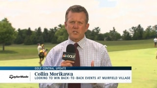 Golf Central Update: Morikawa looks to win back-to-back at Muirfield Village