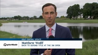 Golf Central Update: Wolff back to defend title at 3M Open