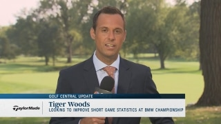 Golf Central Update: Tiger has work to do to reach Tour Championship