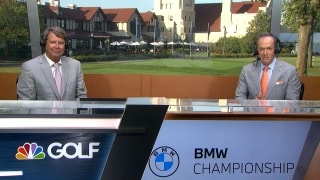 Azinger: BMW Championship playing like U.S. Open