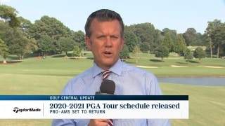 Golf Central Update: 2020-2021 PGA Tour schedule announced