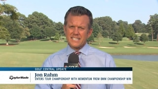 Golf Central Update: Rahm enters with Tour Championship with momentum