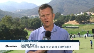 GC Update: Scott tests positive for COVID-19 at Zozo Championship