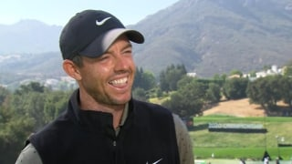 McIlroy: Sherwood is a 'second shot' golf course