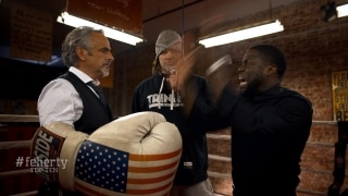 Feherty Top-10 moments of 2019: Hart enters the ring with David