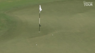 DP World Tour Championship second round highlights