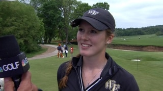 Wake Forest's Migliaccio defeats Auburn's Sansom, 7 and 5, in semifinals