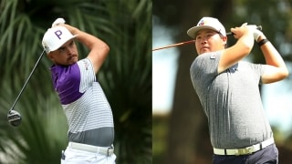 Golf Pick 'Em Expert Picks: Rickie or Sungjae at Rocket Mortgage?