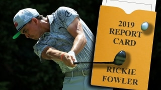 2019 Report Card: Rickie Fowler