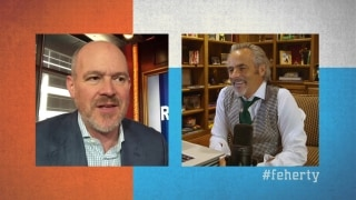 Feherty Up Close from a Distance with Rich Eisen