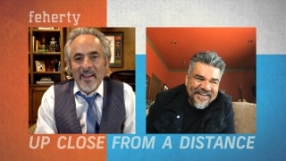 Feherty Up Close from a Distance with George Lopez