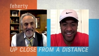 Feherty Up Close from a Distance with Tony Finau