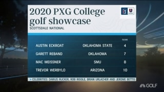 PXG College Showcase: All-Americans vs. celebrities