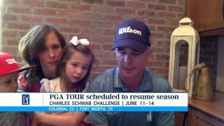 Golf Central Update: Streelman and family on PGA Tour return
