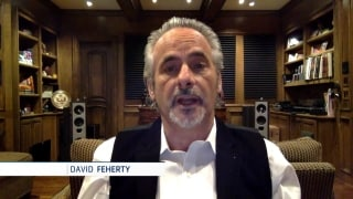 Feherty on Tiger Slam: 'Overwhelming sense of will'