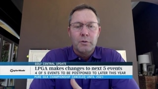 Golf Central Update: Whan says 2020 will be 'year of the asterisk'