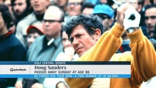 Golf Central Update: Remembering Doug Sanders