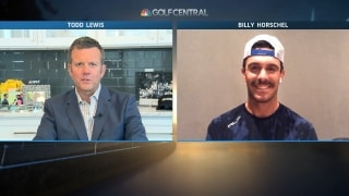 Golf Central Update: Horschel on playing without fans