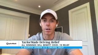 Golf Central Update: McIlroy excited to play TaylorMade Driving Relief this Sunday