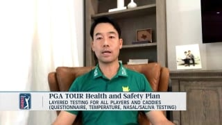 Golf Central Update: Na 'little bit concerned' about PGA Tour return