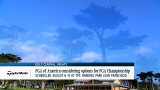 Golf Central Update: PGA weighs allowing fans at PGA Championship