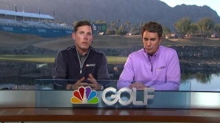 Golf Central Update: Blair, Murray lead Fowler at The American Express