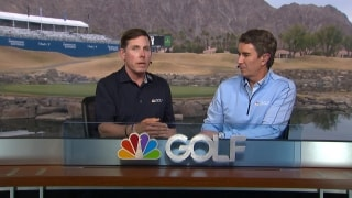 Golf Central Update: Landry overcomes 'adversity' for AmEx title
