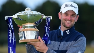Wiesberger continues OWGR ascent after Italian Open win