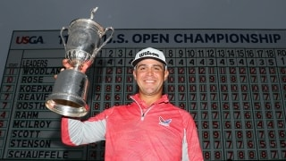 Champion Chats: Woodland wins first major at U.S. Open