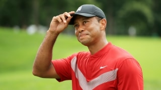 Tiger undergoes surgery on left knee