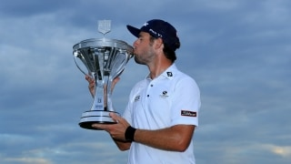 Champion Chats: Griffin wins first PGA Tour title at Houston Open