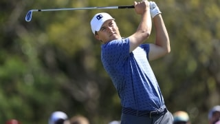 Jordan Spieth trending in right direction at Bay Hill