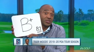 Give it a grade: Tiger's 2019-20 PGA Tour season