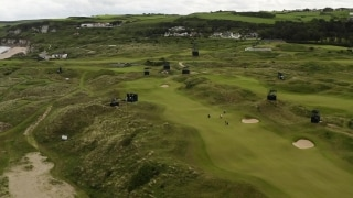 Architect explains how to play Nos. 7 and 8 at Royal Portrush